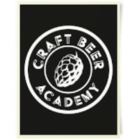 Beershield Craft Beer Academy Art Print - Craft Gifts