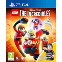 Lego The Incredibles Mini Figure Edition