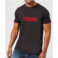 Narcos Logo T-Shirt - Black - L - Black