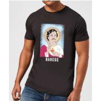 Narcos Pablo Christ T-Shirt - Black - XL - Black