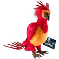 Harry Potter Fawkes Collector's Plush