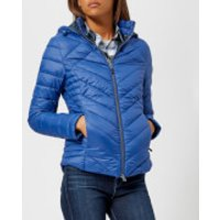Barbour Womens Pentle Quilt Jacket - Sea Blue - UK 8 - Blue