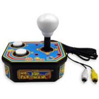 Ms Pacman TV Arcade Plug & Play - Video Games Gifts