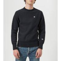 Champion Men's Crew Neck Sweatshirt - Navy - S