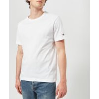 Champion Men's Crew Neck T-Shirt - White - XXL