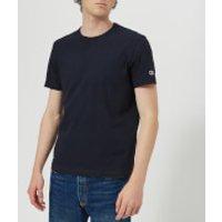 Champion Men's Crew Neck T-Shirt - Navy - S