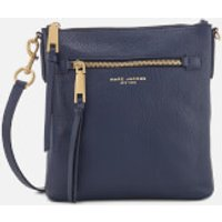 Marc Jacobs Women's North South Cross Body Bag - Midnight Blue