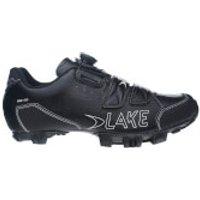 Lake MX168 MTB Shoes - Black - EU 45/UK 10.5 - Black