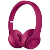 Beats by Dr. Dre Solo3 Wireless Bluetooth On-Ear Headphones - Brick Red - Headphones Gifts