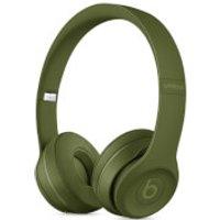 Beats by Dr. Dre Solo3 Wireless Bluetooth On-Ear Headphones - Turf Green - Headphones Gifts