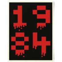 1984 Gaming Art Print - Gaming Gifts