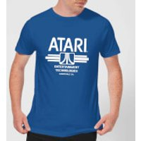 Atari Ent Tech Men's T-Shirt - Royal Blue - XL - Royal Blue - Atari Gifts