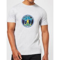 Atari Star Raiders Men's T-Shirt - Grey - M - Grey - Atari Gifts