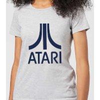 Atari Logo Women's T-Shirt - Grey - XXL - Grey