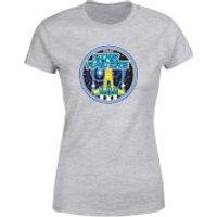 Atari Star Raiders Women's T-Shirt - Grey - S - Grey