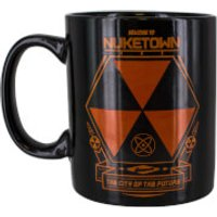 Call of Duty Nuketown Heat Change Mug - Call Of Duty Gifts