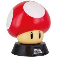 Super Mushroom 3D Light - Mushroom Gifts