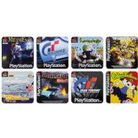 Playstation Game Coasters - Playstation Gifts