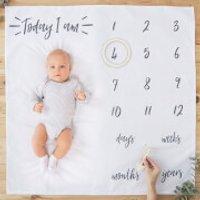 Ginger Ray Baby Milestone Mat