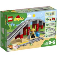 LEGO DUPLO Town: Train Bridge and Tracks (10872) - Duplo Gifts