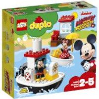 LEGO DUPLO Disney: Mickey's Boat (10881) - Duplo Gifts