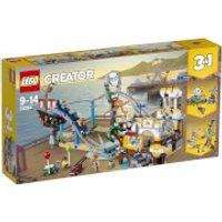 LEGO Sets  3 en 1  Creator: Montaña rusa pirata (31084)