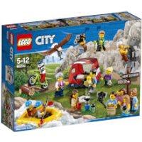 LEGO City: People Pack - Outdoor Adventures (60202) - Outdoor Gifts