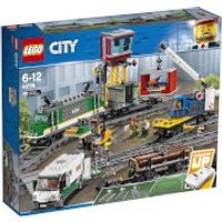 LEGO City Trains: Cargo Train (60198) - Trains Gifts