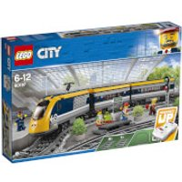 LEGO City Trains: Passenger Train (60197) - Trains Gifts