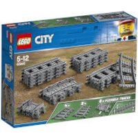 LEGO City Trains: Tracks and Curves (60205) - Trains Gifts