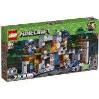 LEGO Minecraft: The Bedrock Adventures (21147)