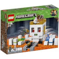 LEGO Minecraft: The Skull Arena (21145)