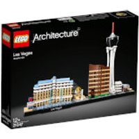 LEGO Architecture: Las Vegas (21047) - Architecture Gifts