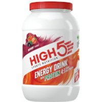 High5 Energy Drink with Protein - 1.6kg Jar - 1.6kg - Jar - Berry