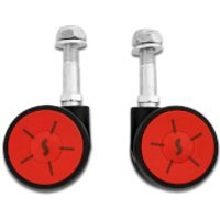 Scicon Scicon Multi-Wheel and Red Hub Cap Includes Screws and Nut (2 Pieces)