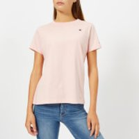 Champion-Womens-Short-Sleeve-TShirt-Pink-S-Pink