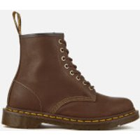 Dr. Martens Dr. Martens Men's 1460 Carpathian Full Grain Leather 8-Eye Boots - Tan - UK 11 - Tan