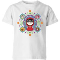 Coco Remember Me Kids' T-Shirt - White - 9-10 Years - White