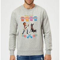 Coco Miguel Logo Sweatshirt - Grey - M - Grey