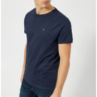 Tommy Jeans Men's Original Jersey T-Shirt - Black Iris - S