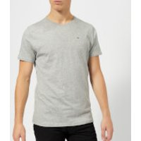 Tommy Jeans Men's Original Jersey T-Shirt - Light Grey Heather - L
