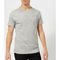 Tommy Jeans Men's Original Jersey T-Shirt - Light Grey Heather - L