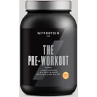 Myprotein THE Pre Workout - 30servings - Pineapple Grapefruit