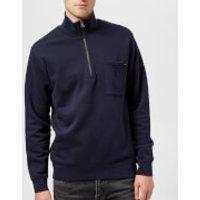 Edwin Men's Popover Sweatshirt - Navy - XXL - Blue
