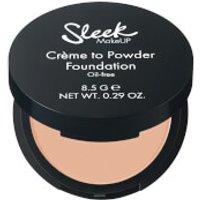 Sleek MakeUP Creme to Powder Foundation 8.5g (Various Shades) - C2P02