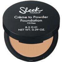 Sleek MakeUP Creme to Powder Foundation 8.5g (Various Shades) - C2P04
