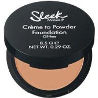 Sleek MakeUP Creme to Powder Foundation 8.5g (Various Shades) - C2P06