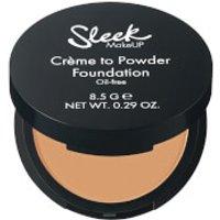 Sleek MakeUP Creme to Powder Foundation 8.5g (Various Shades) - C2P07