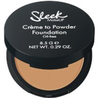 Sleek MakeUP Creme to Powder Foundation 8.5g (Various Shades) - C2P08