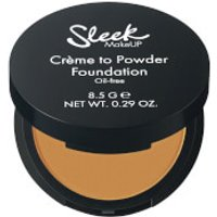 Sleek MakeUP Creme to Powder Foundation 8.5g (Various Shades) - C2P10